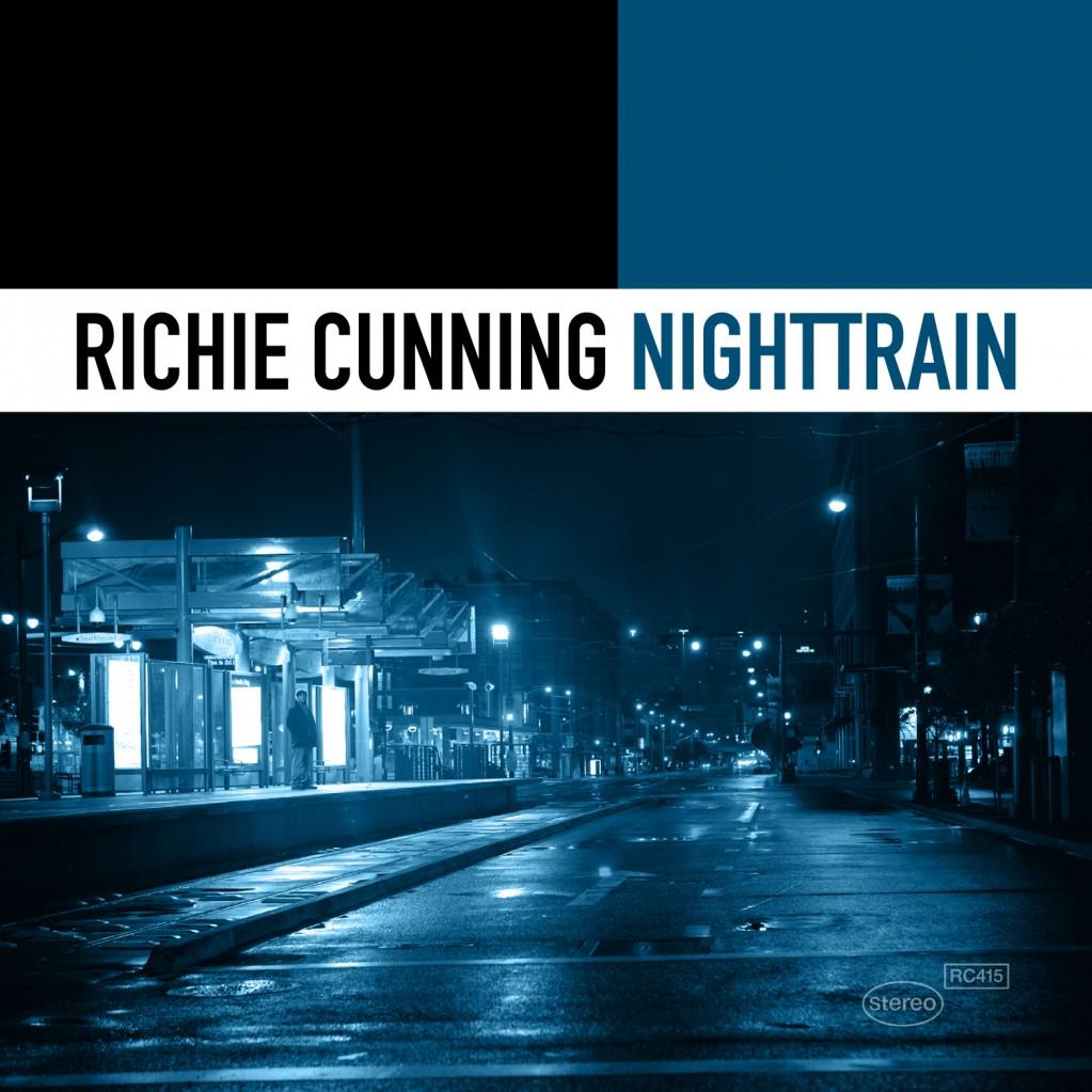 Richie Cunning – Night Train (CD)