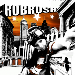Rob Rush – Childhood Hero (CD)