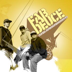 Fab Deuce – Mumbo Jumbo Gumbo Grooves (CD)
