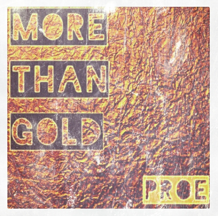 Proe - More Than Gold Cover