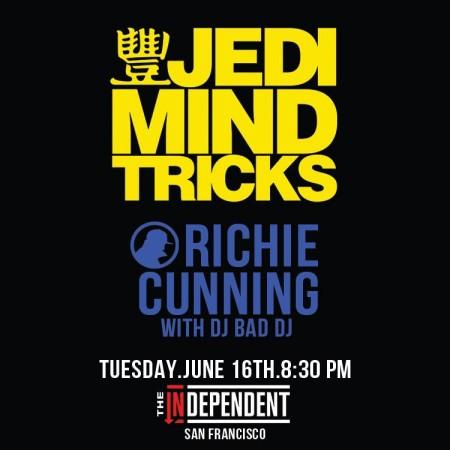 Richie Cunning Jedi Mind Tricks
