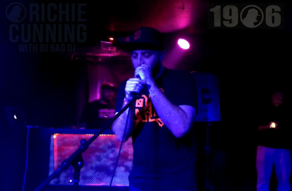 Richie Cunning at Elbo Room