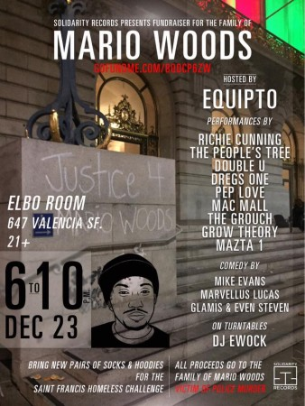 Mario Woods